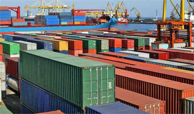 تجارت خارجی کشور از مرز ۴۴ میلیارد دلار گذشت