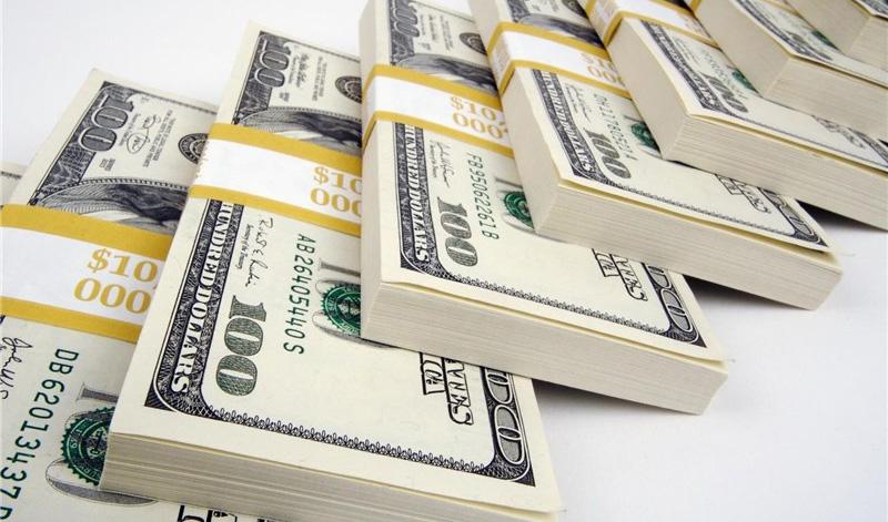 صعود دلار در معاملات جهانی