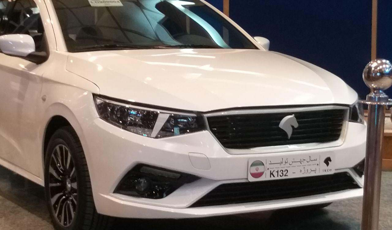 مشخصات خودرو جدید ایرانی / قیمت «تارا» ایران خودرو چقدر است؟