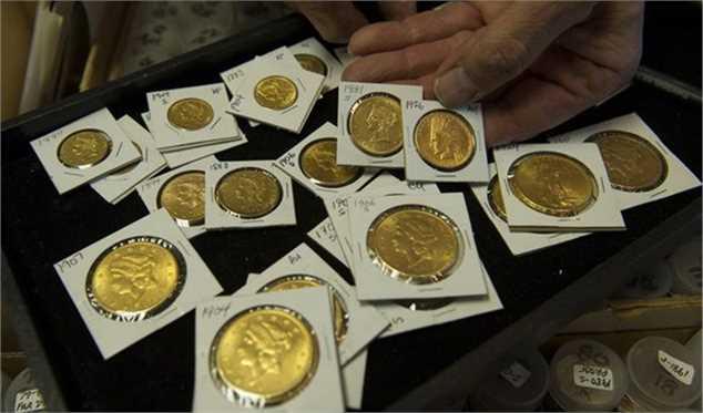 نرخ سکه و طلا روند نزولی دارد؛ کاهش ۲۰۰ هزار تومانی قیمت سکه