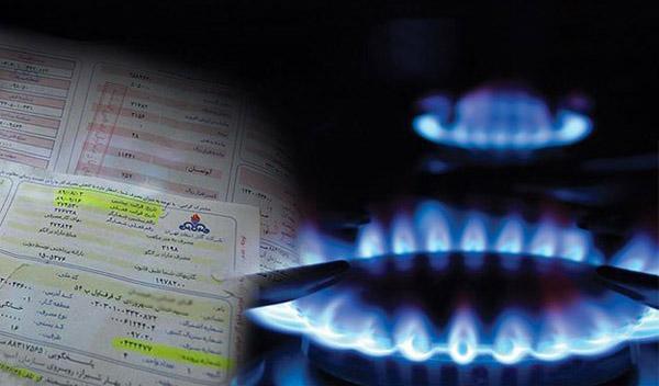 مصرف گاز در بخش خانگی رکورد زد