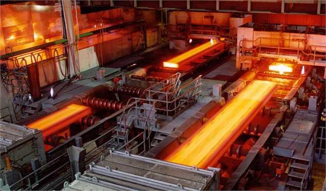 ایران برفراز فولاد سازان جهان با رشد ۱۲.۳ درصد تولید
