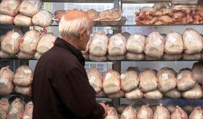 قیمت مرغ از دیوار گرانی پایین پرید/ گرمی بازار با توزیع مرغ یخ زده!