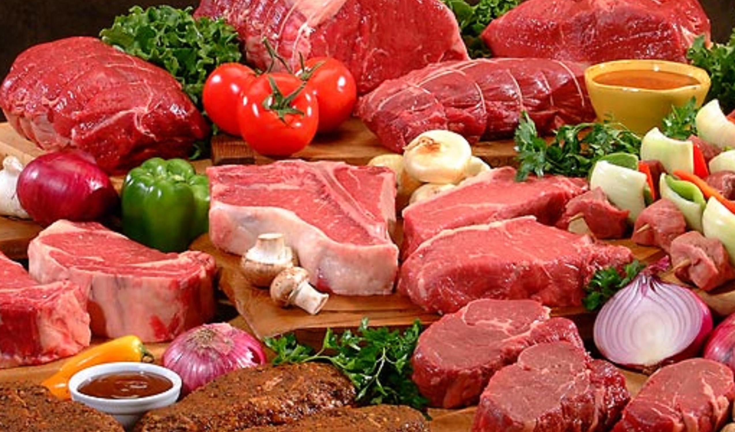 بازار گوشت قرمز فقط هفته اول هر ماه رونق دارد
