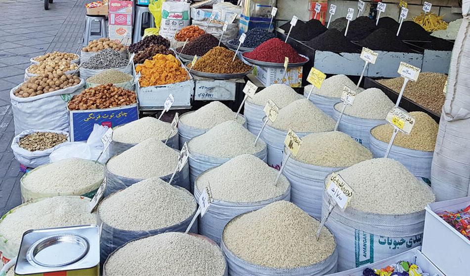 افزایش ۱۴۳ درصدی قیمت برنج وارداتی/ سرعت گرانی کم شد