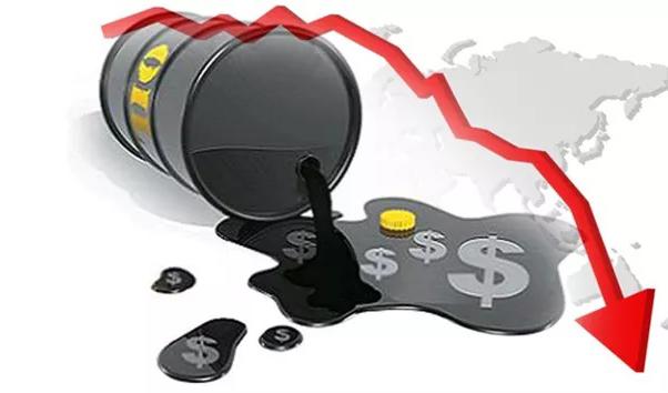 افت قیمت نفت با رشد ذخایر نفتی آمریکا / برنت به ۴۶ دلار نزدیک شد
