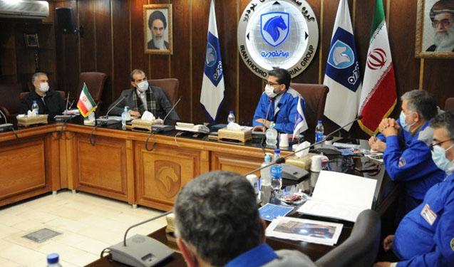 آمادگی ایرانخودرو برای تولید دنا در سیامکو
