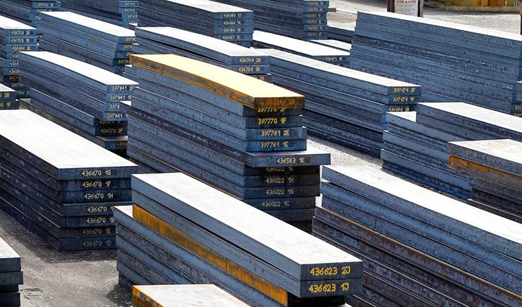 صادرات شمش فولادی طی هشت ماهه ۹۹ از سطح ۳.۷ میلیون تن گذشت