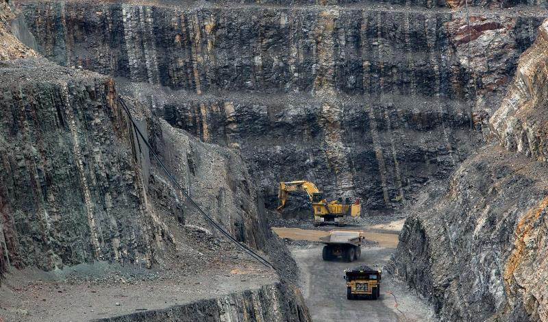 طرحهای توسعه معدنی با سرمایهگذاری بیش از ۱.۲ میلیارد یورو
