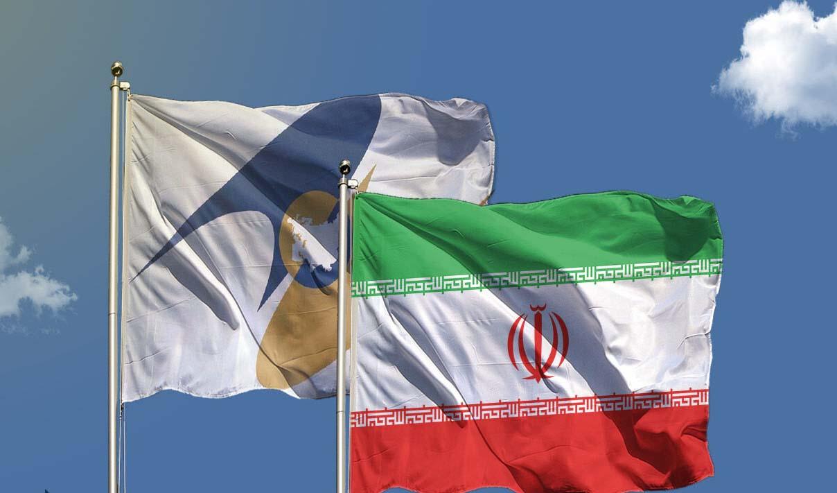 تجارت ۱.۴ میلیارد دلاری ایران با اوراسیا در ۸ ماه سال۹۹