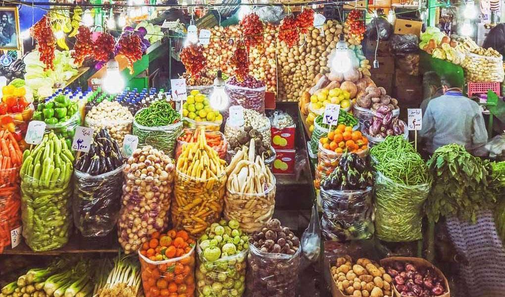 همهگیر شدن بازار مجازی میوه و سبزیجات در دوره کرونا