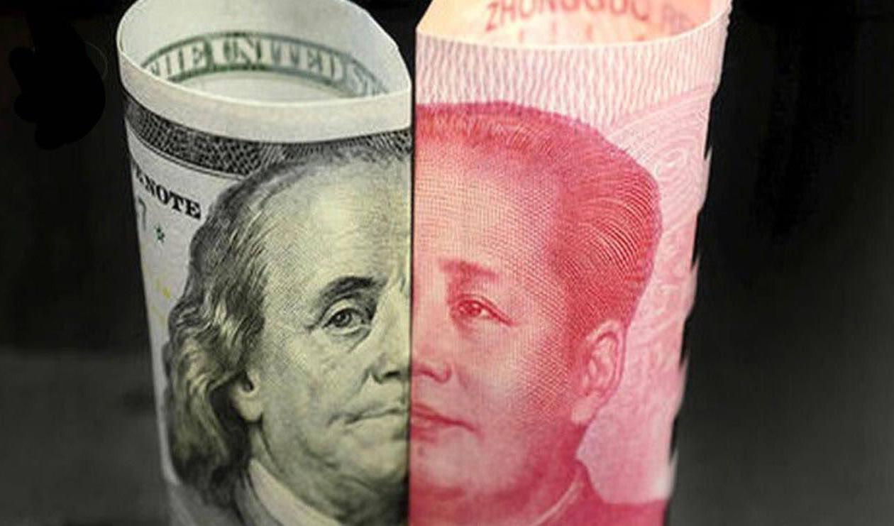 خرید دلار برای کاهش روند صعودی یوان توسط بانک های دولتی چین
