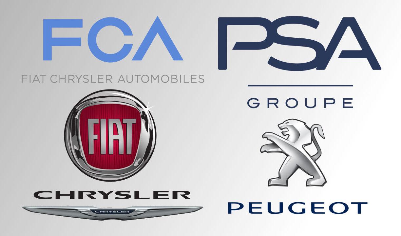 تاسیس چهارمین خودروساز بزرگ جهان با ادغام فیات کرایسلر و پژو