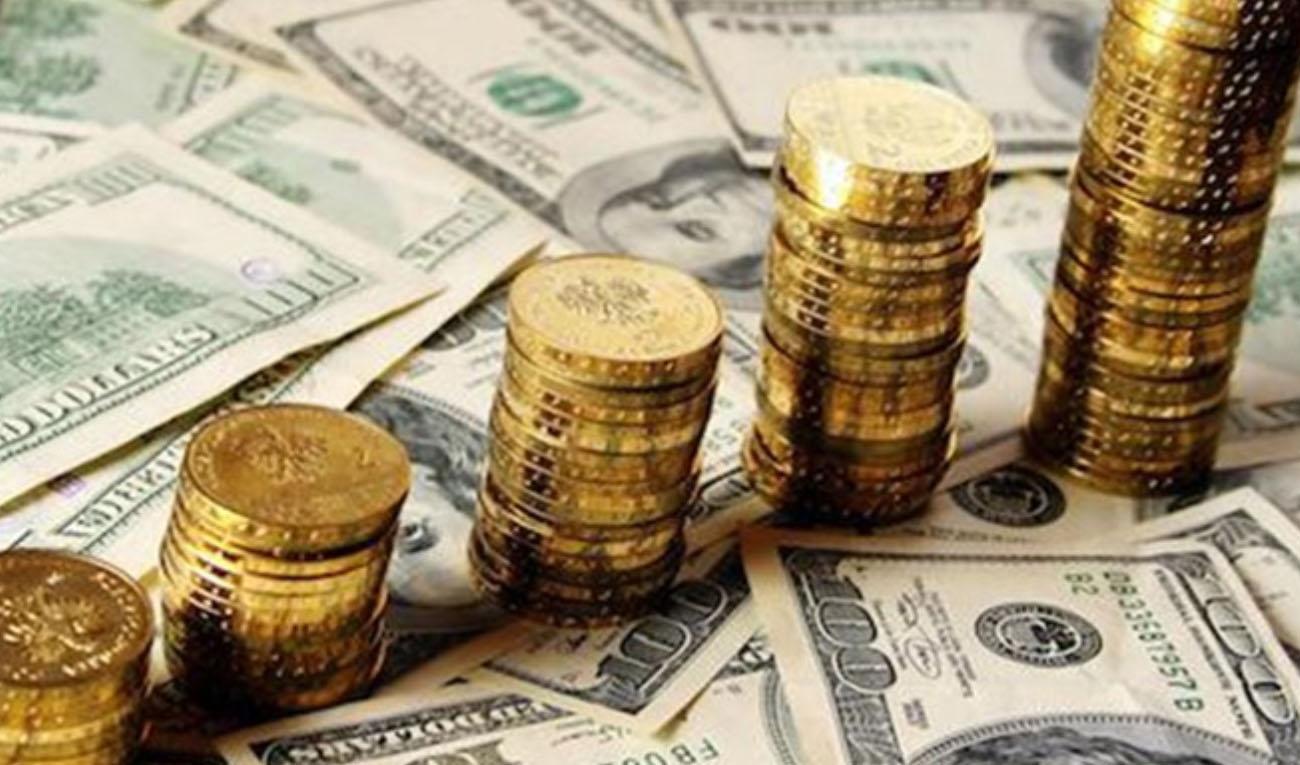 کاهش قیمت سکه و ارز + جدول