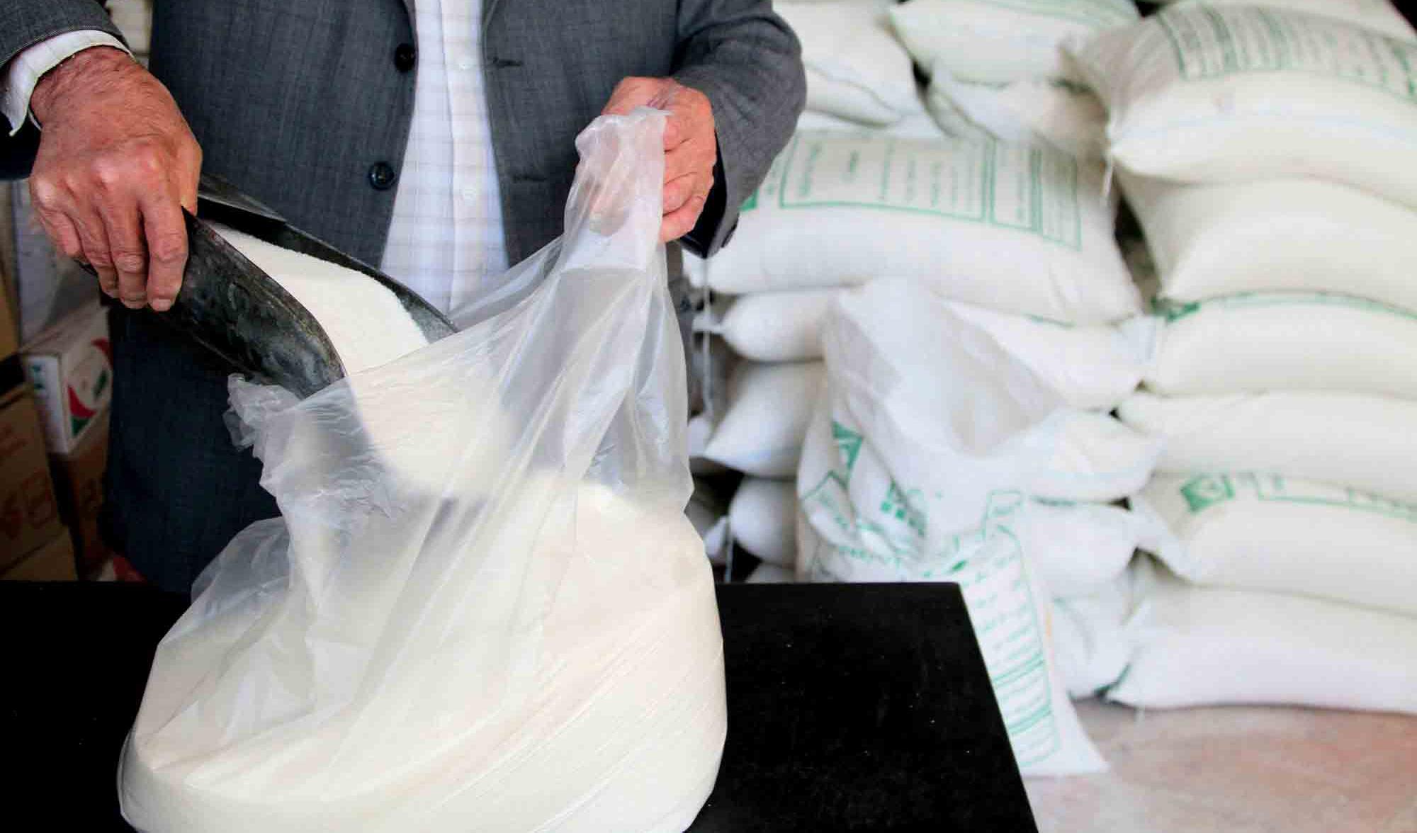توقف توزیع شکر با قیمت مصوب در بازار/ شکر 1500 تومان گرانتر شد
