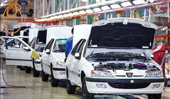 رشد ۱۸.۸ درصدی تولید خودروی سواری تا پایان آذرماه