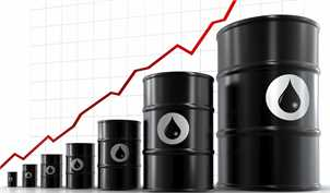 قیمت نفت رکورد جدید زد