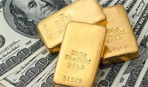 دلار به تقویت خود ادامه داد و قیمت جهانی طلا را پایین کشید