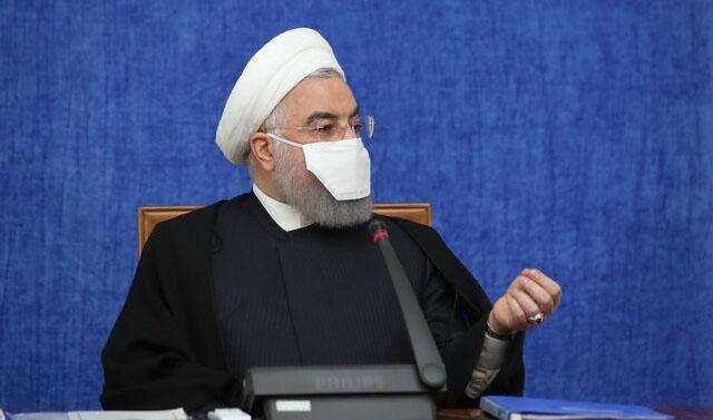 روحانی: اولین مرحله واکسیناسیون کشور تا پایان سال ۹۹ انجام میشود