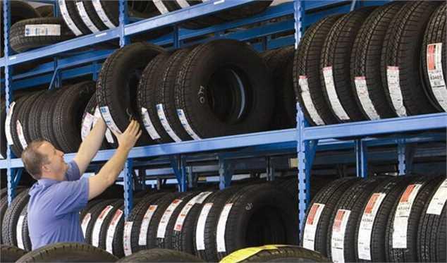 الزام فروش تایرهای باری و اتوبوسی با ثبت در سامانه جامع تجارت