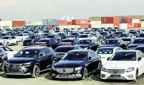 واردات خودروی دست دوم از مناطق آزاد تکذیب شد