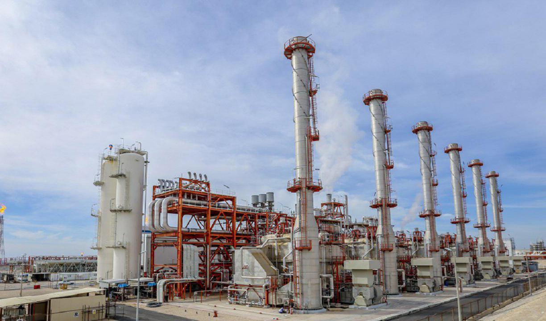 ارسال روزانه ۵ هزار تن گاز مایع از سایت ۲ پارس جنوبی