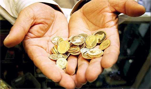 قیمت سکه ۳۰۰ هزار تومان افزایش یافت