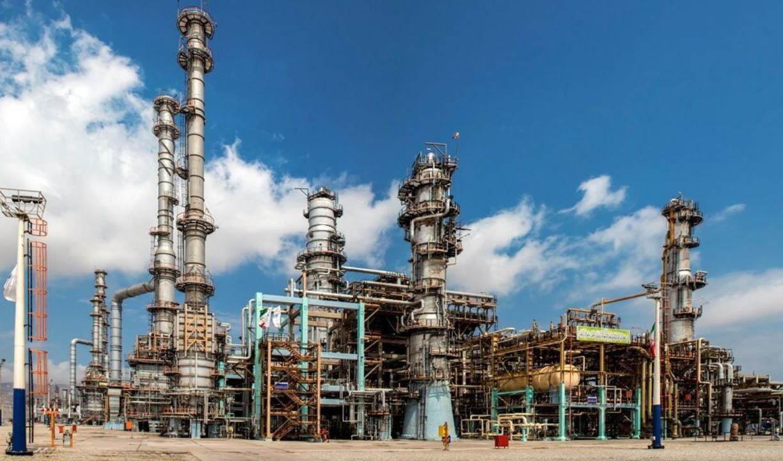 صفر تا صد بزرگترین تاسیسات جمعآوری گازهای همراه نفت / مگاپروژه پالایشگاه بیدبلند افتتاح شد