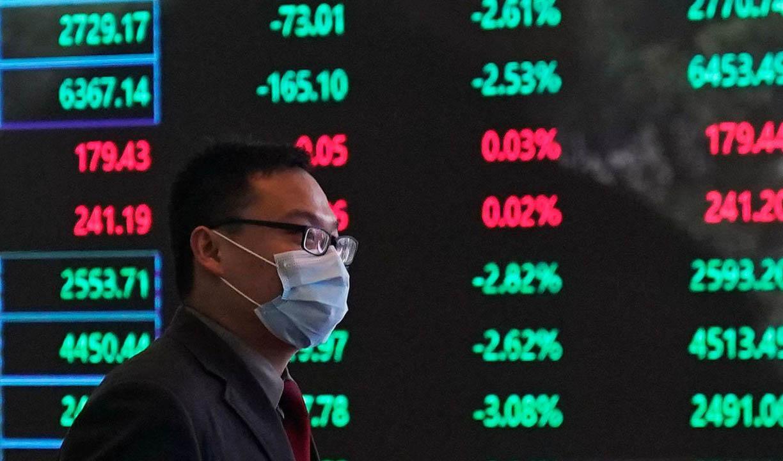 هجوم سرمایهگذاران خارجی در ۲۰۲۱ به بازار سهام چین