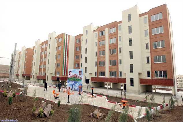 مسکن ملی تهرانسر زودتر از موعد تحویل میشود