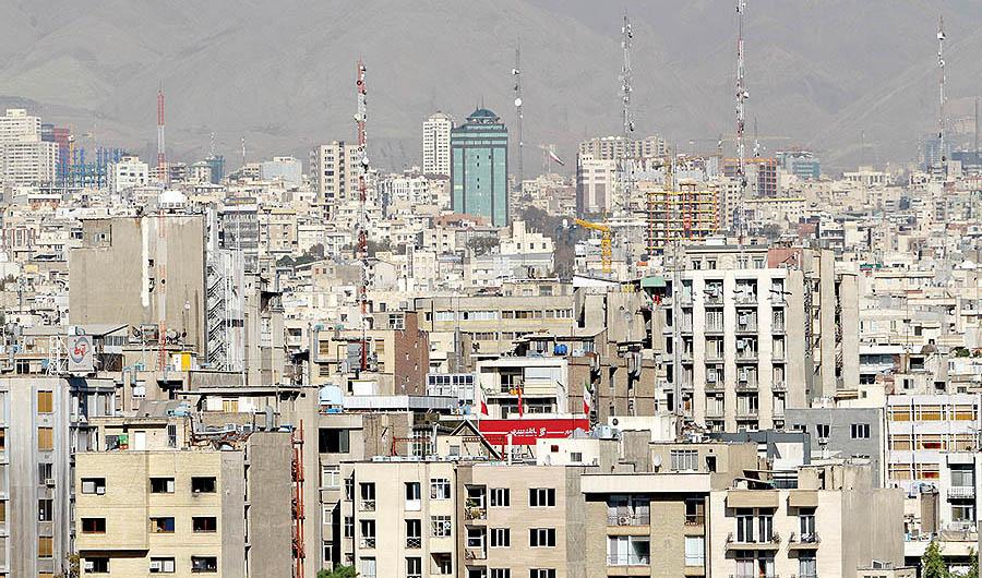 قیمت مسکن در تهران نسبت به دیماه پارسال دو برابر شد