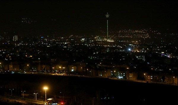 احتمال اعمال خاموشی در تهران و مناطق شمالی کشور در روز سهشنبه
