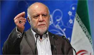 زنگنه: برخی اجازه نمیدهند تولید نفت ایران به بالای ۴ میلیون بشکه برسد