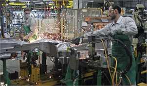 تولید بیش از ۷۳۰ هزار دستگاه خودرو توسط خودروسازان بزرگ داخلی