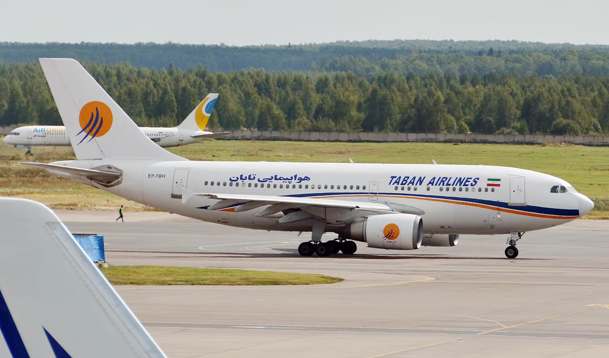 تعلیق ۳ هفته ای هواپیمایی تابان بهدلیل عدم رعایت مقررات کرونا