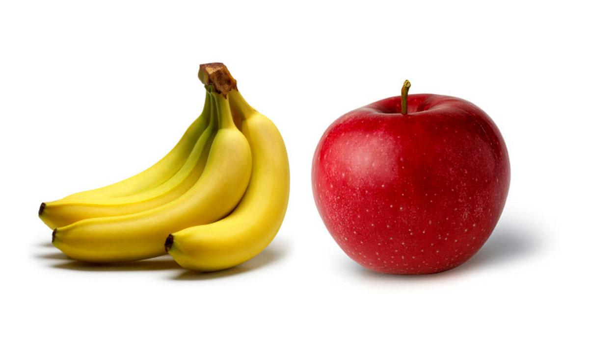 واردکننده موز هیچ وقت صادرکننده سیب نمیشود