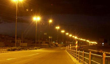 بازگشت روشنایی شبانه به معابر پایتخت