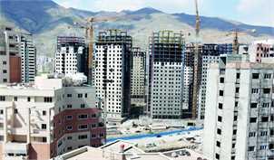 افزایش تورم سالانه مسکن در تهران + جدول