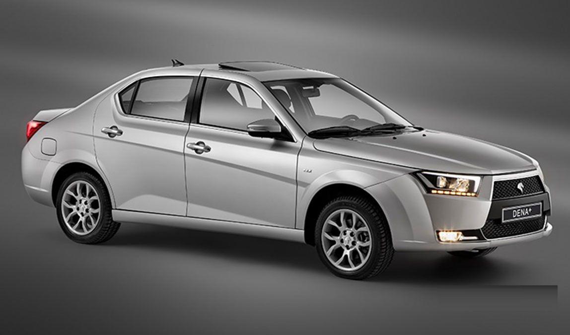 اولین خودروی ۵ ستاره ایرانی معرفی شد