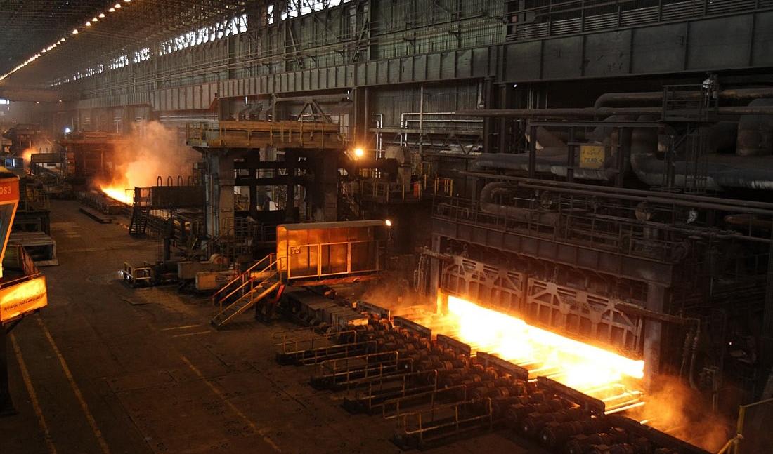 نسخه اصلی، عرضه زنجیره فولاد در بورس کالاست