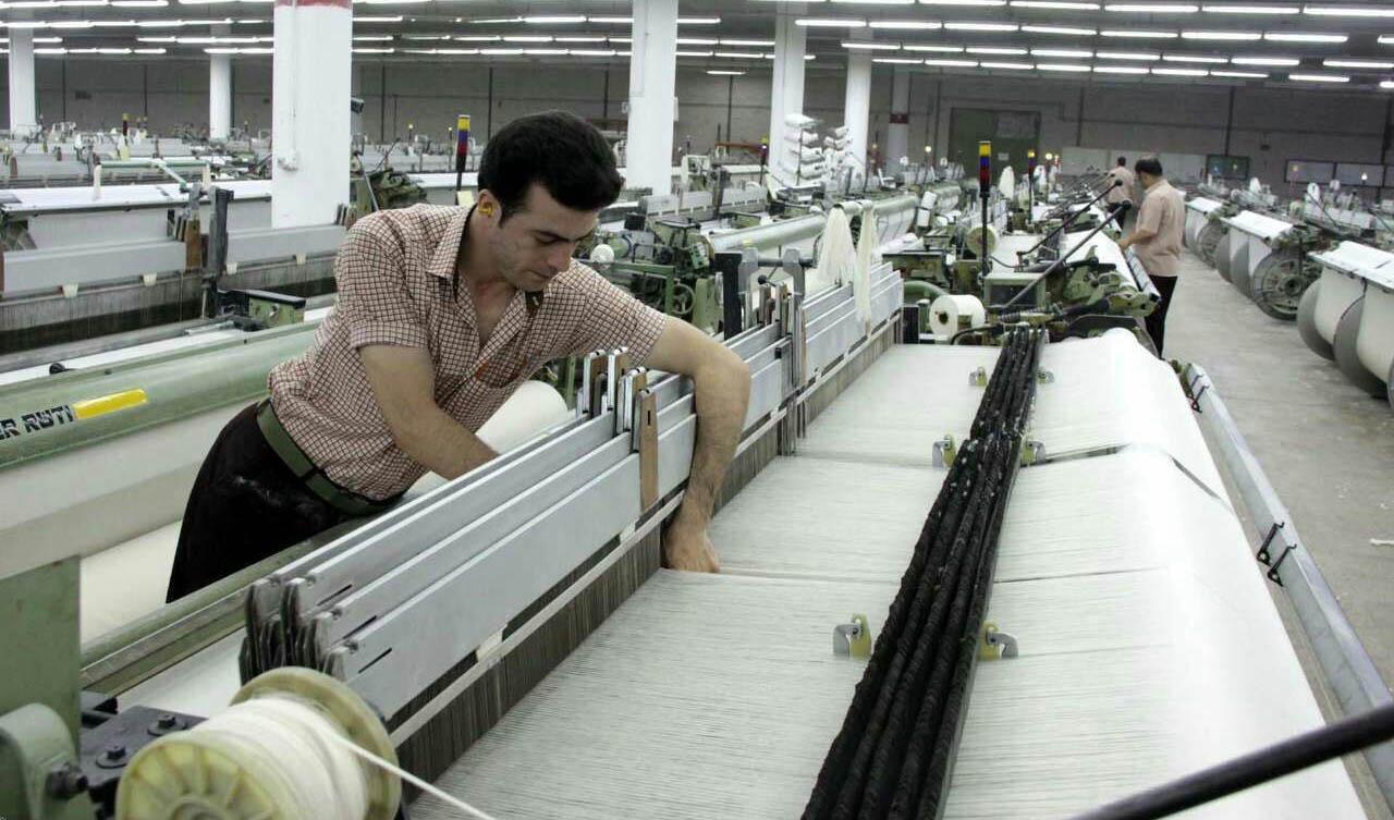۲۲۰ هزار نفر در صنایع نساجی و پوشاک اشتغال بهکار دارند