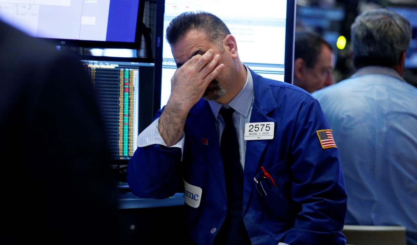 سهام وال استریت ریخت