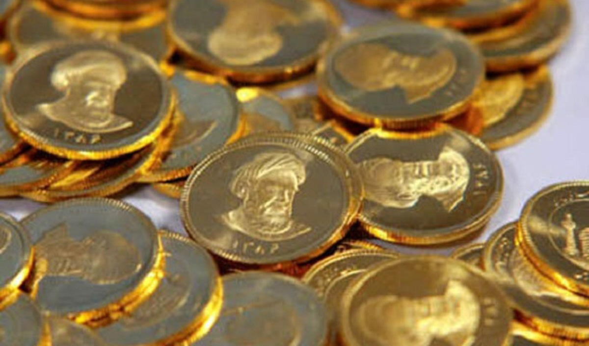 کاهش ۱۰هزار تومانی قیمت سکه