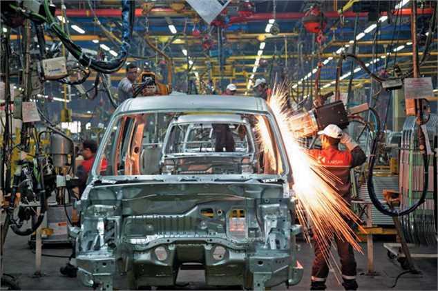 تولید محصولات ایران خودرو در روسیه