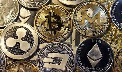 ارزش بازار ارزهای مجازی به رکورد ۲ تریلیون دلار رسید