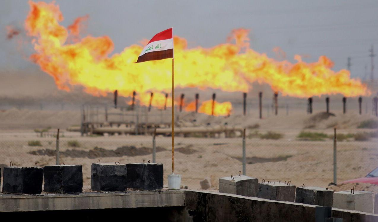 صادرات نفت عراق در مارس ۲۰۲۱ کاهش یافت