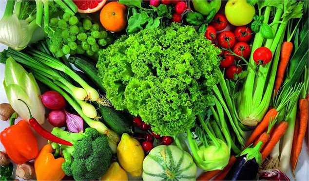 اعلام قیمت میوه و صیفی در بازار