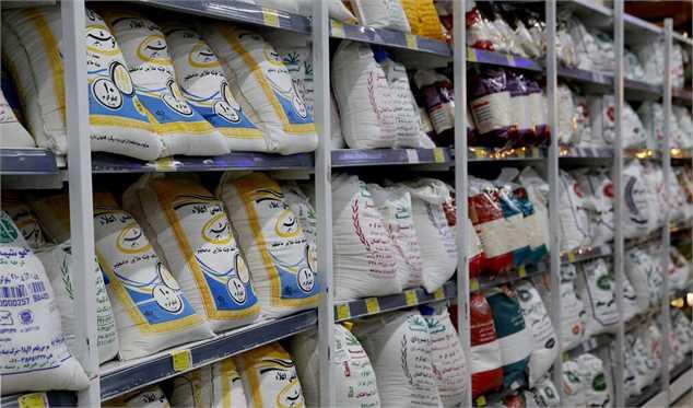 توزیع ۱۳۰ هزارتن برنج در فروردینماه