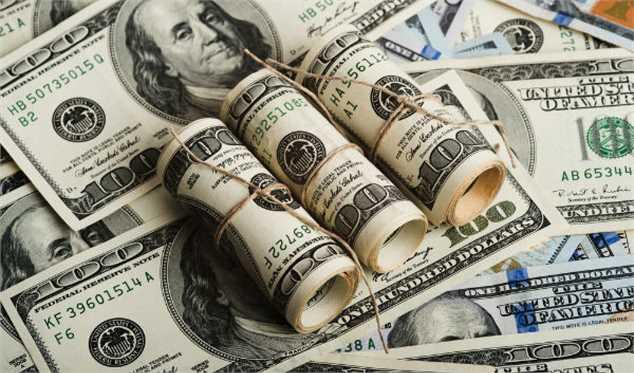ارزش دلار به کمترین میزان در 7 هفته گذشته رسید