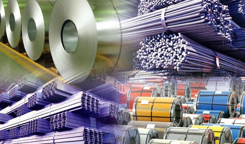 کاهش ۱۳.۱ درصدی صادرات فولاد ایران در سال ۹۹